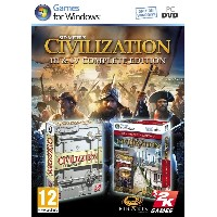 Sid Meier's Civilization III & IV Complete Edition (輸入版)