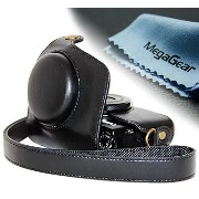 Megagear MG431 Ever Ready Protective Leather Camera Case, Bag for Canon PowerShot G7 X Digital...