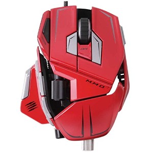MC-MMO7-RD グロッシーレッド Cyborg M.M.O. 7 Gaming Mouse