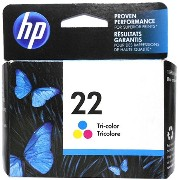 HP USA hp22 Color ink cartridge C9352AN 並行輸入品 [並行輸入品]