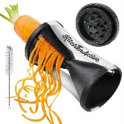 【並行輸入品】 Kitchen Active Spiralizer Spiral Slicer ✮ Vegetable Peeler Zucchini Spaghetti Pasta Maker ✮...