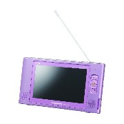 [cpa][c:0][b:8][s:0.16]パナソニック ポータブル ワンセグテレビ ピンク SV-ME550-P/送料無料