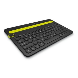 Logitech Bluetooth Multi-Device Keyboard K480 for Computers, Tablets and Smartphones, Black (920...
