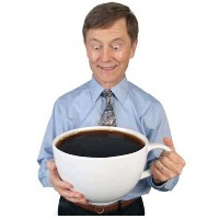 Accoutrements World's Largest Coffee Cup [並行輸入品]