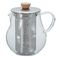 Hario Tea Pitcher with Stainless Steel Filter, 700ml [並行輸入品]