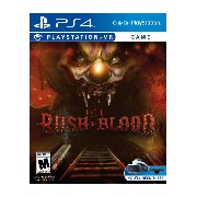 [cpa][c:0][b:10][s:0.20]Until Dawn Rush of Blood VR (輸入版:北米) - PS4