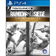 Tom Clancy's Rainbow Six Siege - Gold Edition (輸入版:北米)