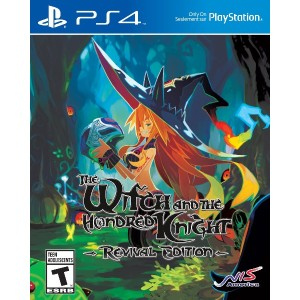 The Witch and the Hundred Knight: Revival Edition (輸入版:北米) - PS4