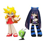 Panty&Stocking with Garterbelt Twin Pack+ パンティ&ストッキング with チャック