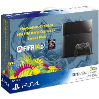 PlayStation 4×FIFA 14 2014 FIFA World Cup Brazil Limited Pack (PS4専用ソフトウェア『FIFA 14』ダウンロード版プロダクトコード...