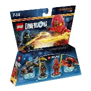 LEGO Dimensions: Team Pack Ninjago (輸入版)