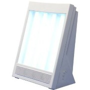 NatureBright SunTouch Plus Light and Ion Therapy Lamp[並行輸入品] (白)