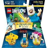 Lego Dimensions: Adventure Time Level Pack