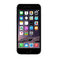 Apple Softbank iPhone6 A1586 (MG4F2J/A) 64GB スペースグレイ
