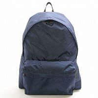 Herve Chapelier 978N/BACKPACK/ZIP FRONT POCKET リュックサック/デイパック/MARINE/ネイビー/エルベシャプリエ [並行輸入品]