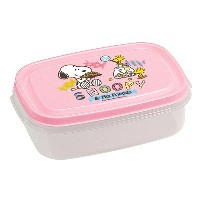 T-WORLD SNOOPY フードキーパー長型 スイーツ ピンク 6336