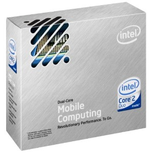インテル Intel Merom800 Dual Core T7100 1.8GHz BX80537T7100