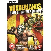 Borderlands: Game of the Year Edition (PC) (輸入版)