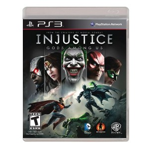 Injustice Gods Among Us (輸入版:北米)