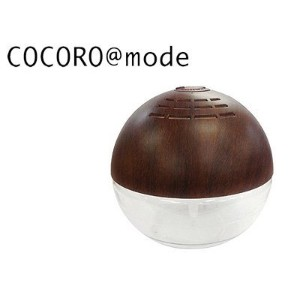 COCORO@mode Air Freshener Wooden Finish S マホガニー