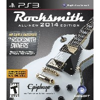 """Rocksmith 2014 Edition - """"No Cable Included"""" Version for Rocksmith Owners (輸入版:北米)"""