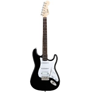 Squier by Fender Bullet with Tremolo HSS Black ストラトキャスター (スクワイヤー by フェンダー)