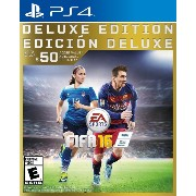 FIFA 16 DELUXE EDITION (輸入版:北米) - PS4