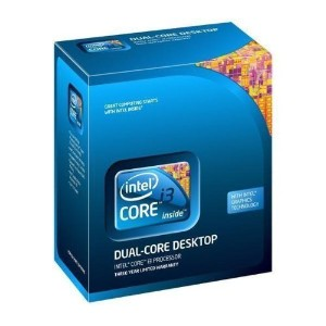 インテル Boxed Intel Core i3 i3-560 3.33GHz 4M LGA1156 Clarkdale BX80616I3560