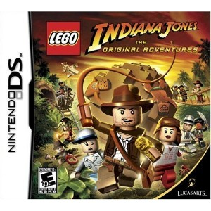 Lego Indiana Jones: The Original Adventures (輸入版:北米) DS