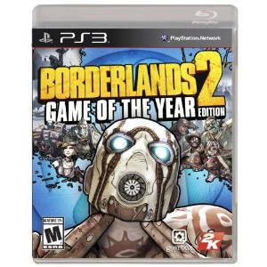 Borderlands 2 Game of the Year Edition (輸入版:アジア) - PS3