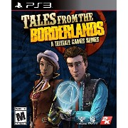 Tales From the Borderlands(輸入版:北米) - PS3
