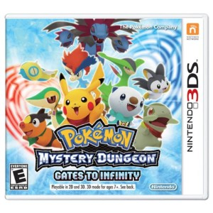 Pokemon Mystery Dungeon: Gates to Infinity (輸入版)