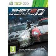 Need for Speed: Shift 2 Unleashed (Xbox 360) (輸入版)