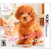 Nintendogs + Cats: Toy Poodle and New Friends (輸入版)