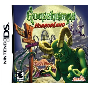 Goosebumps Horrorland (輸入版:北米) DS