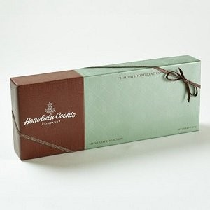 【Honolulu Cookie Company】Signature Gift Box Chocolate Collection Medium (18pc)