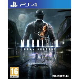 Murdered: Soul Suspect (PS4) (輸入版)