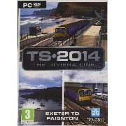 Train Simulator 2014 - The Riviera Line: Exeter-Paignton route add-on (PC) (輸入版)