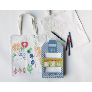 Yellow Owl Workshop MARKET STENCIL TOTE BAG KITS 手作りバッグキット