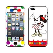Gizmobies FRAPBOIS Disney COLORFUL MINNIE for iPhone5/5s DB-0024-IP05