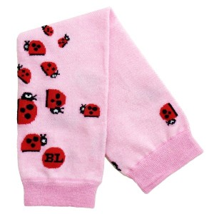 BabyLegs BabyNoBugs Lucky Lady BL12-673 レッグウォーマー 綿・ナイロン・ポリウレタン
