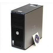 DELL Optiplex 755MT Core2Duo-2.2GHz/1GB/160GB/MULTI/VISTA