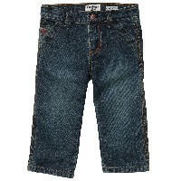 OSHKOSH B'Gosh :: Carpenter Jean DeSoto Medium Blue Tint ジーンズ :: 4T :: 98-105 cm
