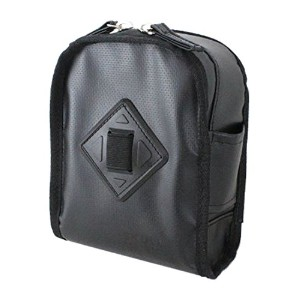 Pearl ×Skull Music Records bag SMR-022 スティックホルダー付ポーチ (BLACK)