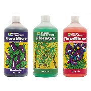 液体肥料 GHE - Flora Series 500ml Set