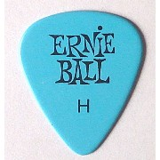 アーニーボール ピック Cellulose Acetate Nitrate Pick (HEAVY(0.94mm), Blue)
