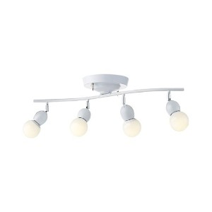 ART WORK STUDIO Annabell-remote ceiling lamp LED電球付属モデル AW-0323E (ホワイト)