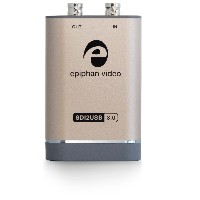 Epiphan Video SDI2USB 3.0 USB3.0接続 HD-SDI/ 3G-SDI キャプチャユニット