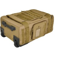 HAZARD4(ハザード4) Air Support rugged rolling carry-on Coyote