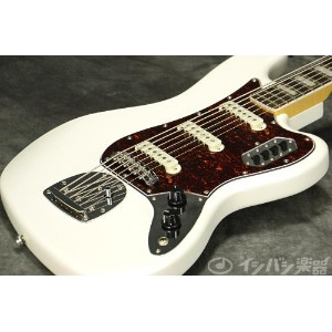 Squier by Fender VINTAGE MODIFIED BASS VI Olympic White ベース6 ベース (スクワイヤー by フェンダー)
